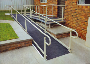 Australian Ramp And Access Solutions ARASolutions Disabled Wheelchair Accessibility Flat Pack Range