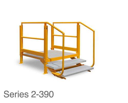 ARASolutions Australian Ramp and Access Solutions Nexus Flat-Pack Adjustable Landing with Tread Series 2-390 ramp accessibility solutions disabled access