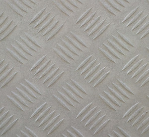 ARASolutions Australian Ramp and Access Solutions ramp floor finishes aluminium checker grip plate sand blasted