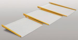 Aluminium Mini Ramp Kits by ARAS