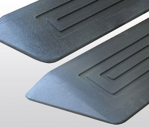 Mini Incline Rubber Threshold Wedge Ramp - Australian Ramp and Access Solutions