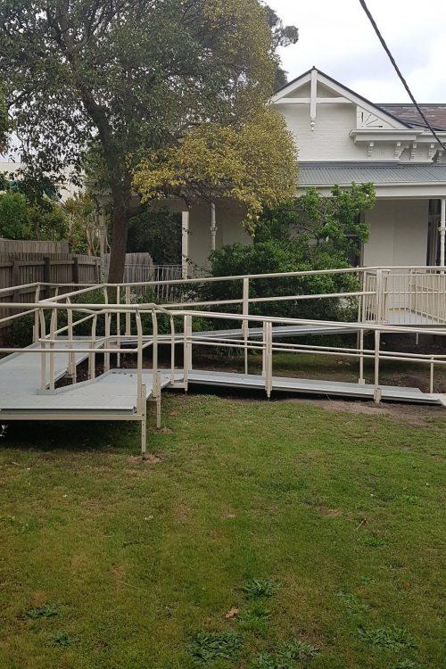 ARAS modular ramp installation - 20171101_093557