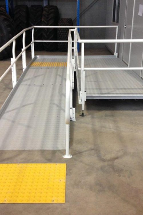 ARASolutions Australian Ramp and Access Solutions Nexus Modular Series 3 (III) ramp accessibility solutions for disabled commercial and industrial access