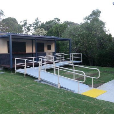 ARASolutions Australian Ramp and Access Solutions Nexus Modular Series 3 (III) ramp accessibility solutions for disabled residential access