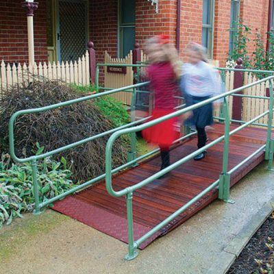 ARASolutions Australian Ramp and Access Solutions Nexus Modular Series 4 wooden ramp accessibility solutions disabled access