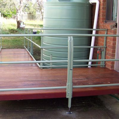 ARASolutions Australian Ramp and Access Solutions Nexus Modular Series 4 (IV) wooden ramp accessibility solutions disabled access
